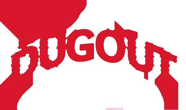 DJ's Dugout Logo