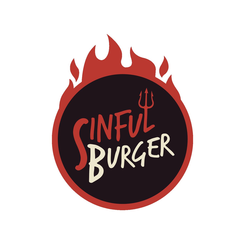 Sinful Burger Logo